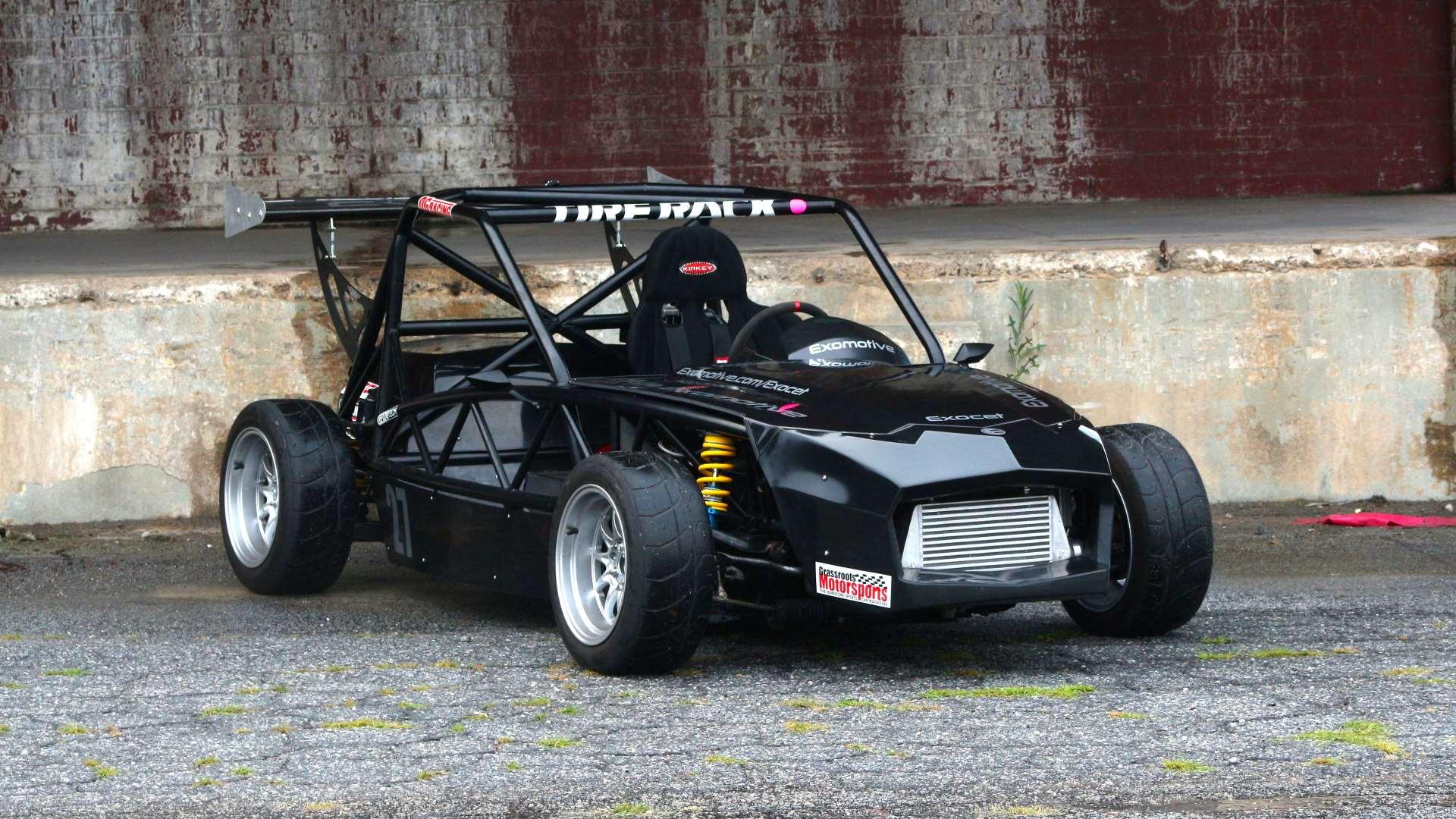 Exomotive Exocet Kit Cars | ToysForBigBoys.com