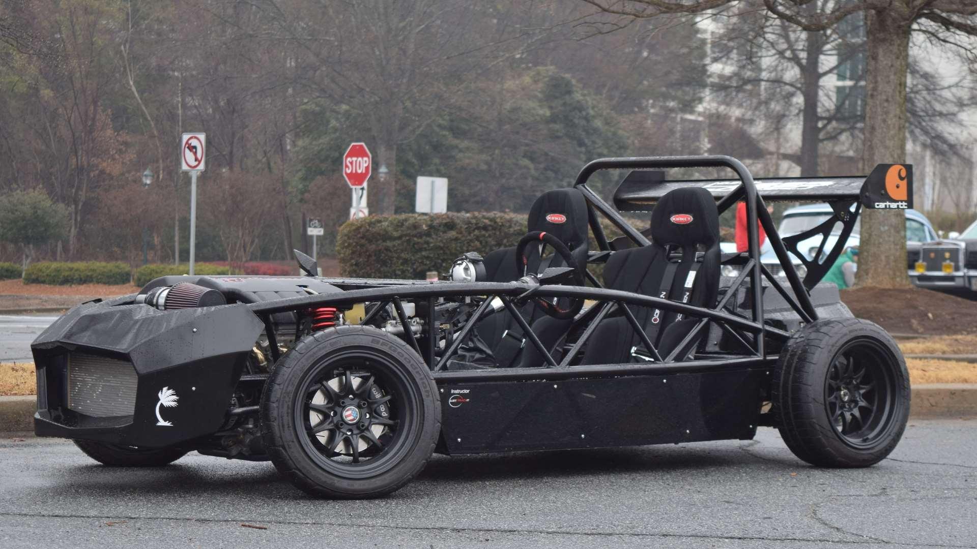 Kit Car By Exomotive Exocet