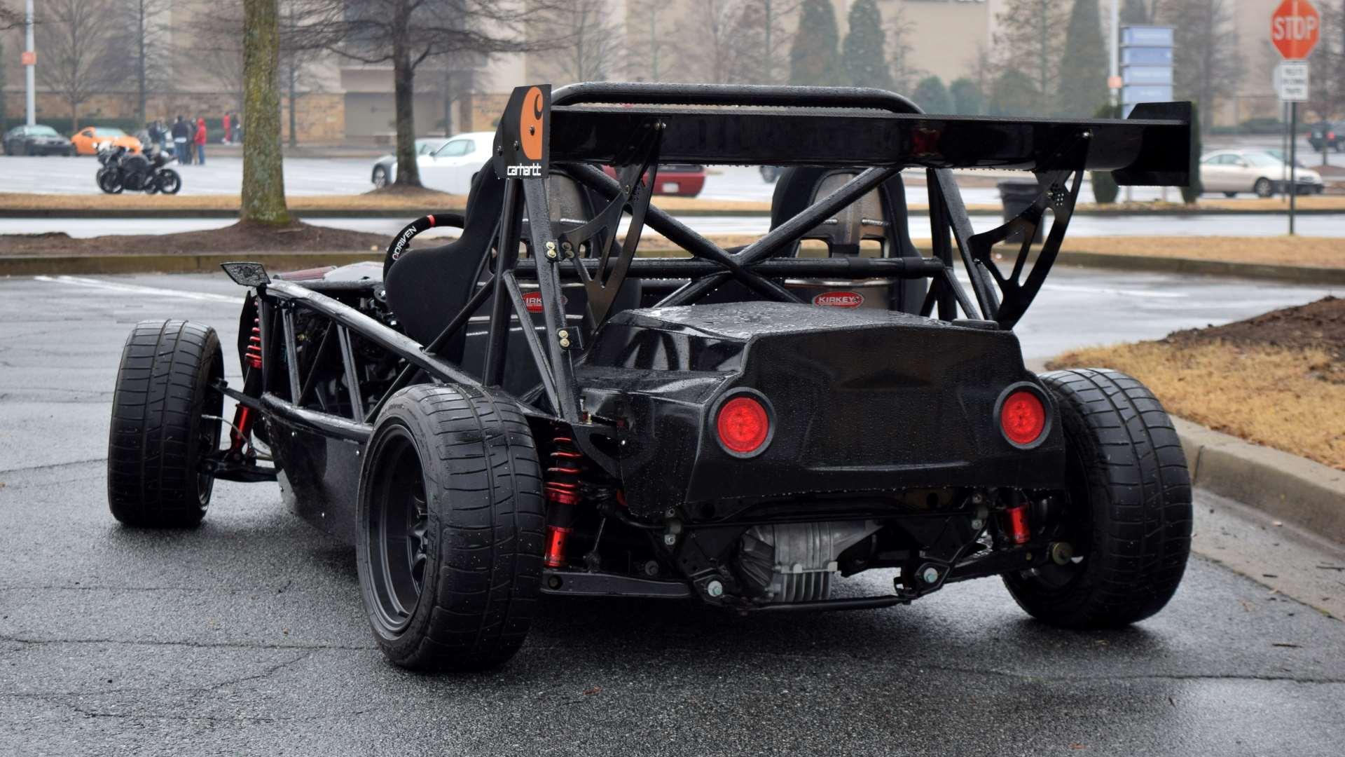 Kit Car by Exomotive Exocet | Build and Ride | ToysForBigBoys.com