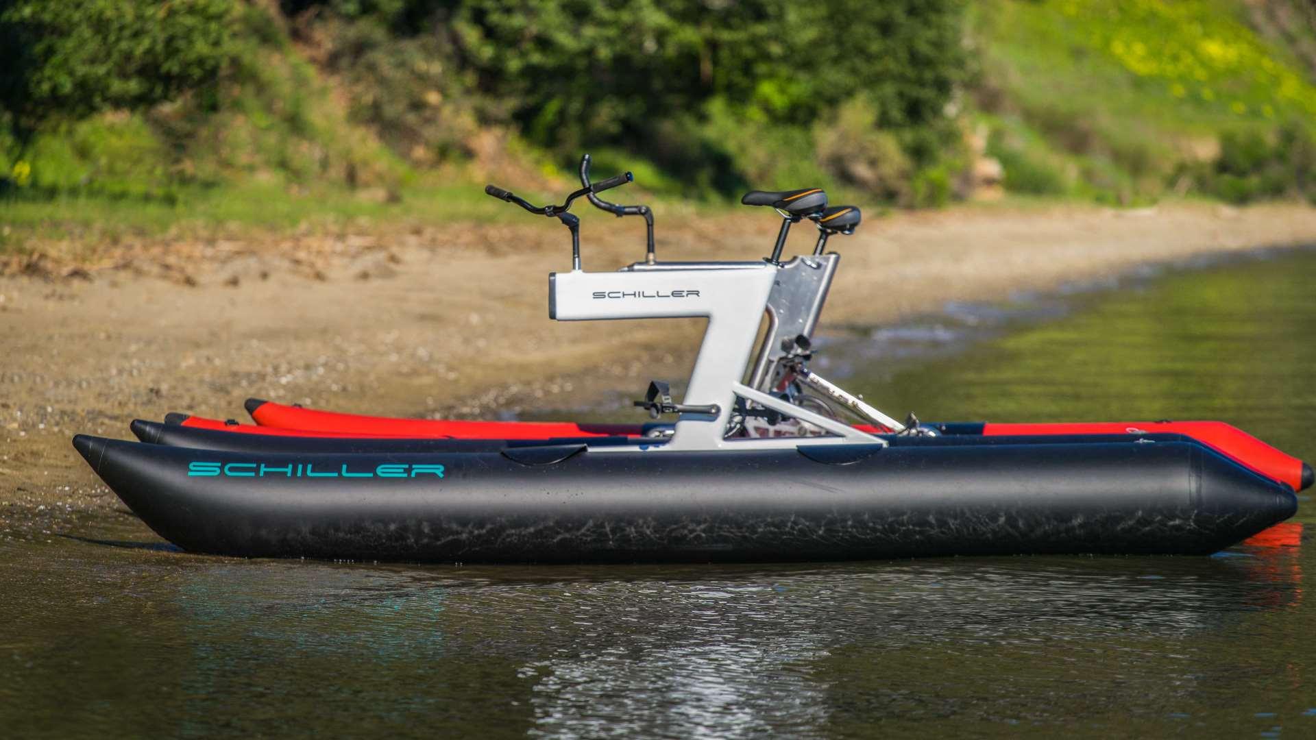 Schiller Water Bike Toysforbigboys Com