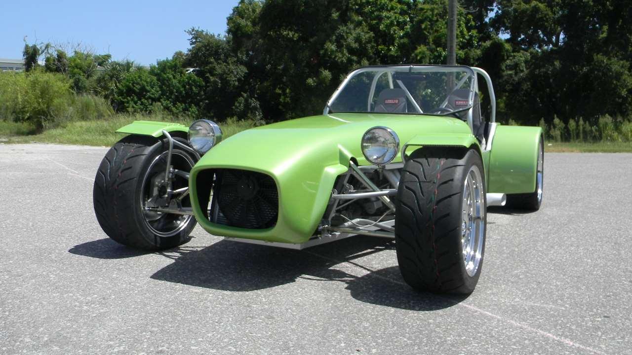 Lotus 7 kit car usa - Lotus 7 Kit Car Usa 30