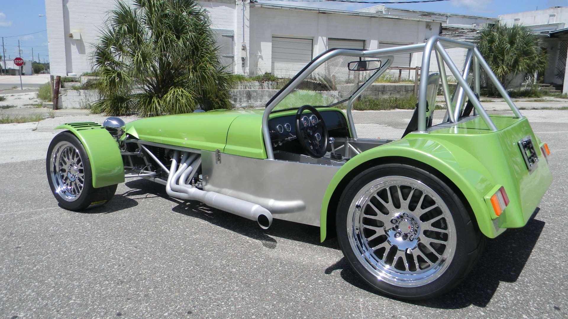 Lotus 7 kit car usa - Lotus 7 Kit Car Usa 37