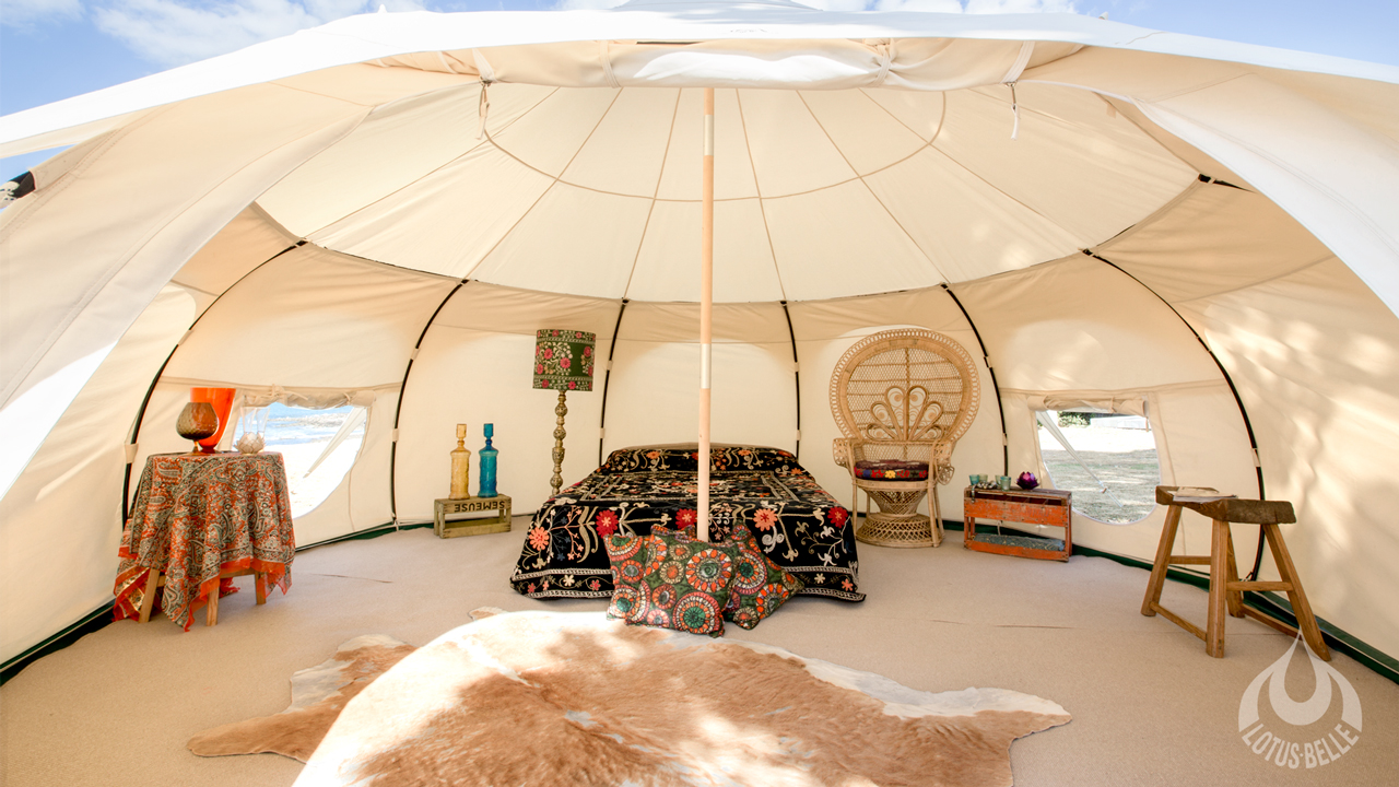 Lotus Belle Tents & Lotus Belle Tents | ToysForBigBoys.com