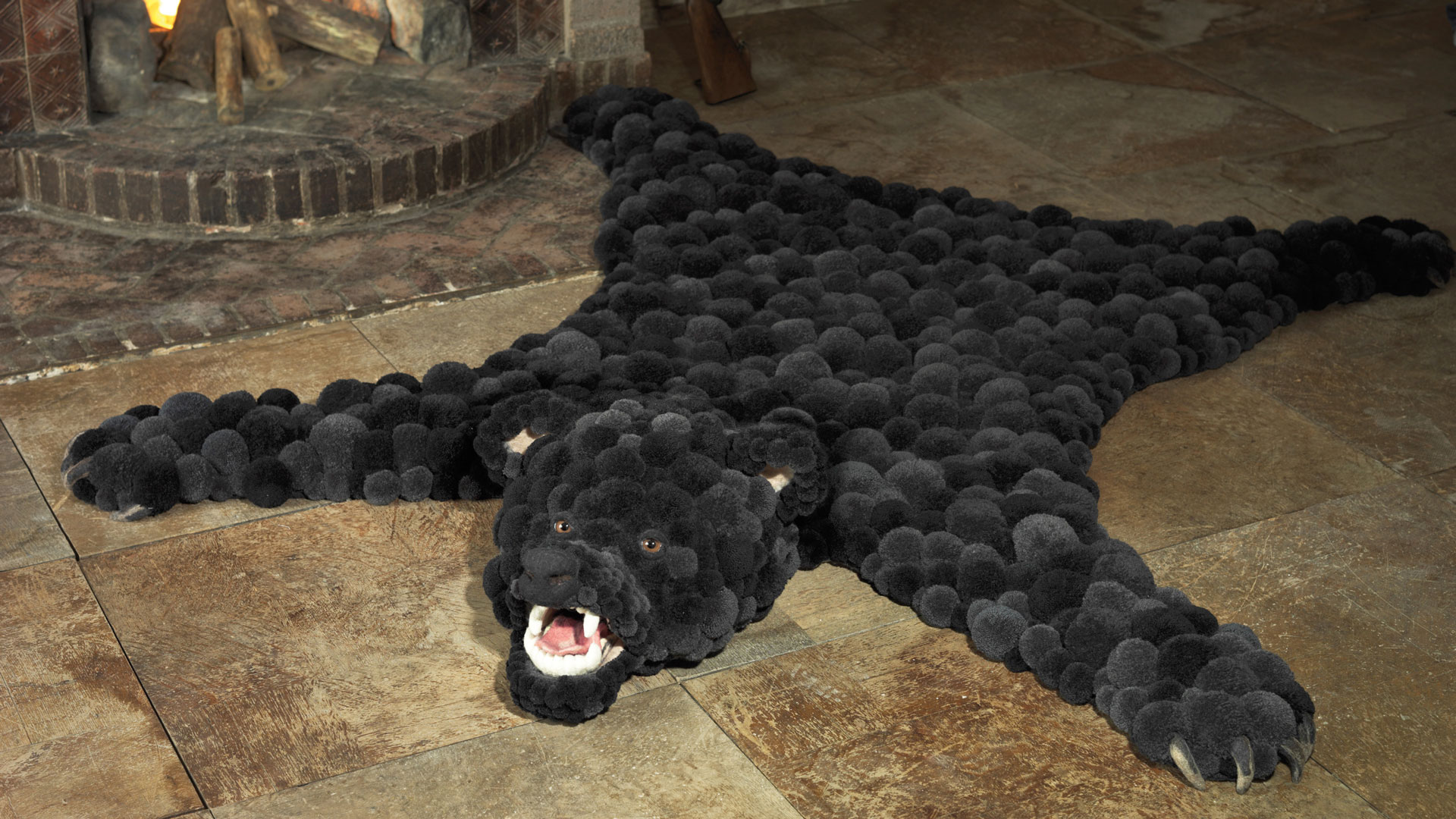 myk animal skin rugs