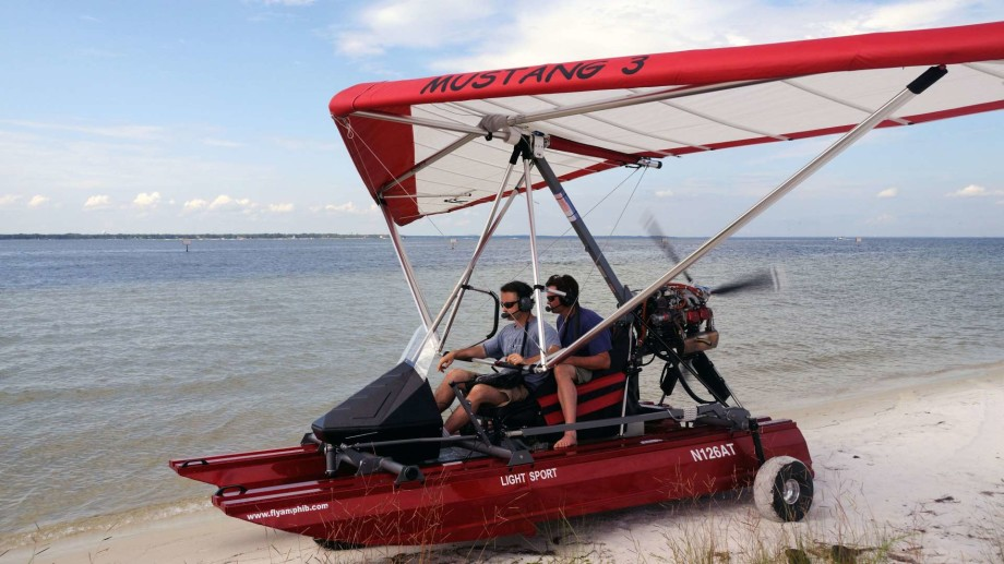 epic rides featuring airtime aircraft a red plane on the beach