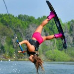 Dixie Smith Wakeboarder