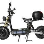 off road bike from Daymak