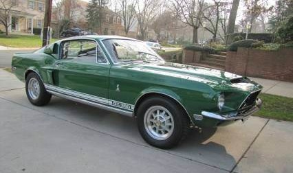1968 Ford Mustang | 22888