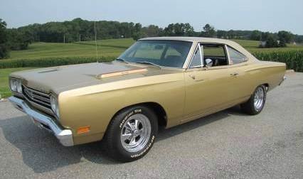 1969 Plymouth Roadrunner   22890