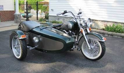 1996 Harley-Davidson Softtail