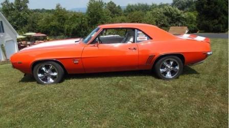 1969 Chevrolet Camaro | 22902
