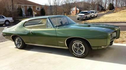 1968 Pontiac GTO | 22968