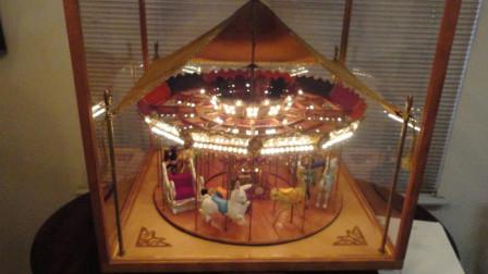 Miniature Menagerie Carousel