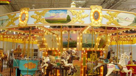 1922 Spillman Engineering Menagerie Carousel