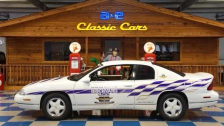1995 Chevrolet Monte Carlo Z34 – Brickyard 400 Pace Car