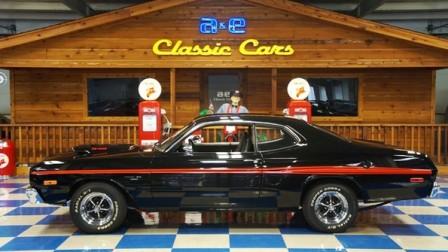 1973 Dodge Dart Sport 340 – Black