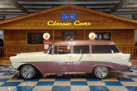 1956 Chevrolet 210 Bel Air Wagon