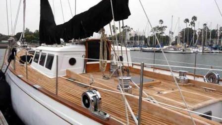 72 Feet 1938 Sparkman and Stephens Sailing Yawl – #36628