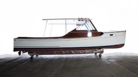 30 Feet 2000 Cutts & Case Picinic Boat – #36484