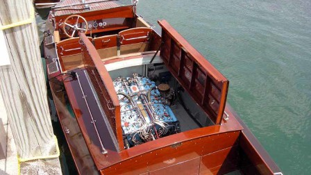 26 Feet 1925 Chris Craft Tiple Cockpit Runabout – #36481