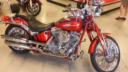 Harley-Davidson CVO Screamin' Eagle Softail Springer