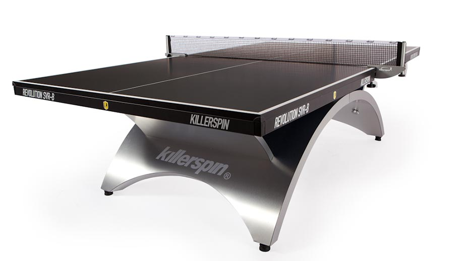 ping pong by Killerspin shows a ping pong table with white background