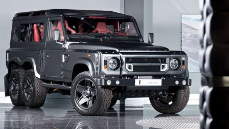 LAND ROVER DEFENDER 6.2 430 BHP