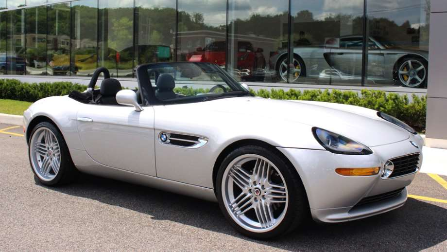 2003 Bmw Alpina Roadster Toysforbigboys Com