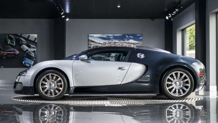 BUGATTI VEYRON 16.4 (VAT QUALIFIED)