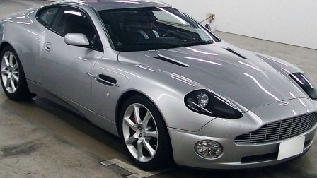 ASTON MARTIN VANQUISH 2+2 (LHD) FOR SALE
