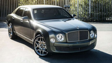 Bentley Mulsanne 2012 6.8 V8 4dr Auto (LHD)