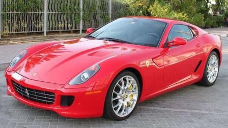 Ferrari 599 GTB F1 2007