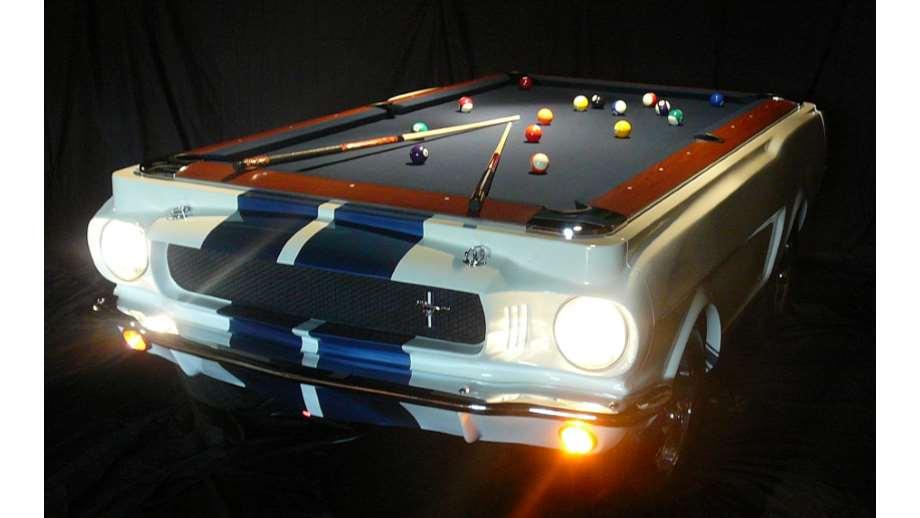 Car Pool Tables