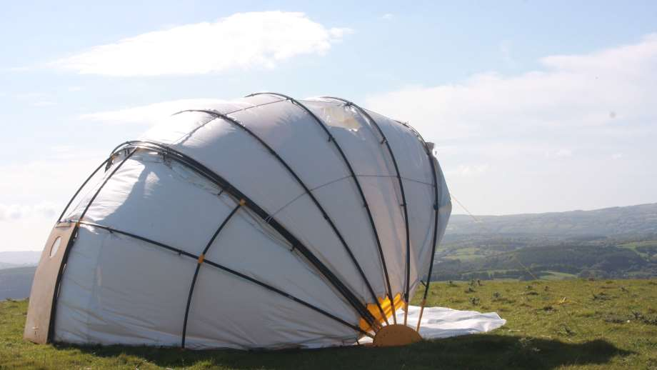 Mollusc Tent