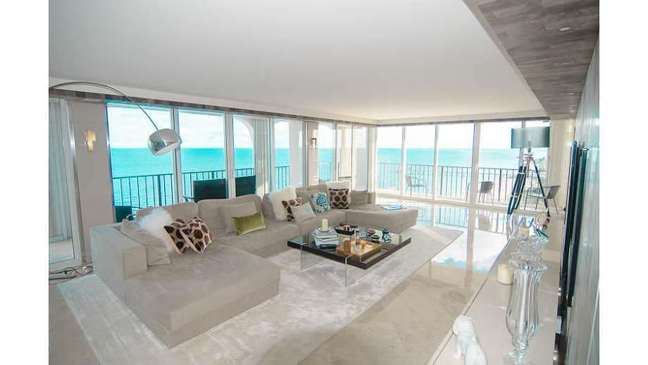 Luxury Oceanfront Penthouse