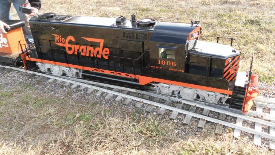 Backyard Railroad Locomotives backyard train company | cool trains | toysforbigboys