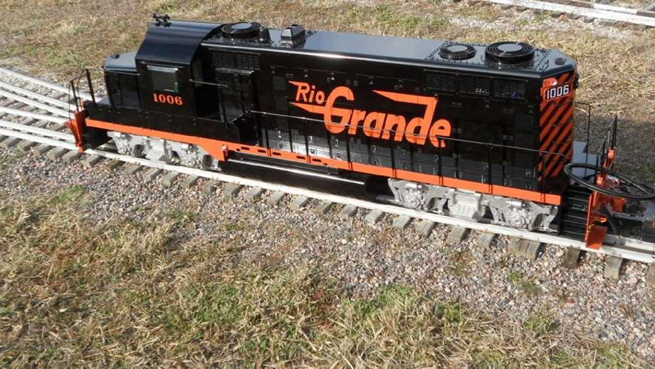 Backyard Train Co