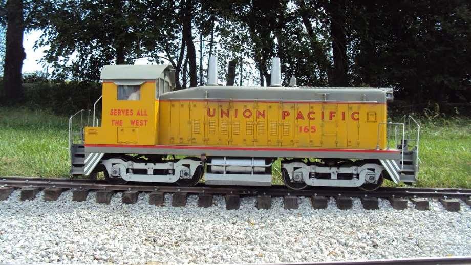 Backyard Train backyard train company | cool trains | toysforbigboys