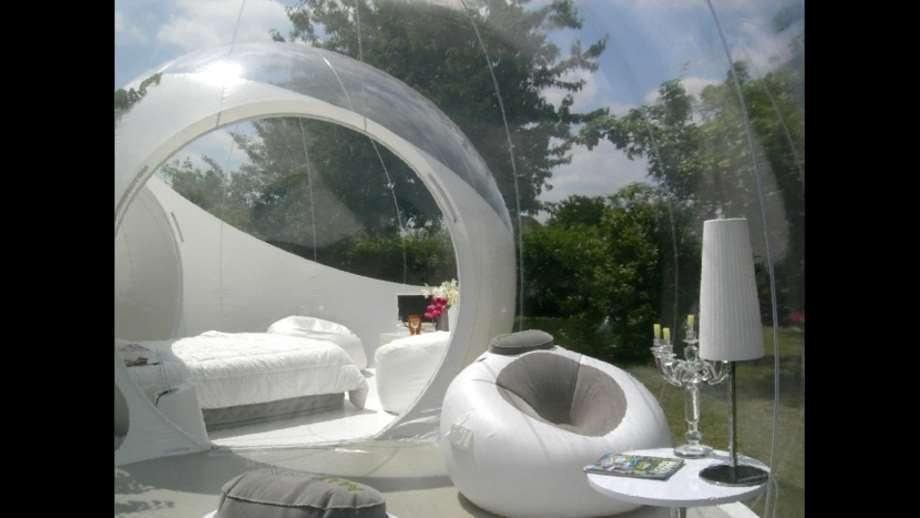outdoor living by Casabubble