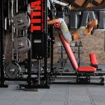 gyms by Tytax a woman working out on equipment