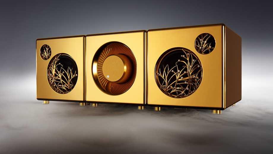 River-Tone Speaker Systems
