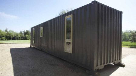 Walker Wilderness – Container Homes