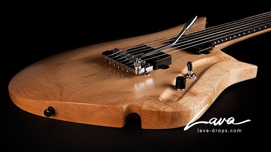 lava guitars. Black Bedroom Furniture Sets. Home Design Ideas
