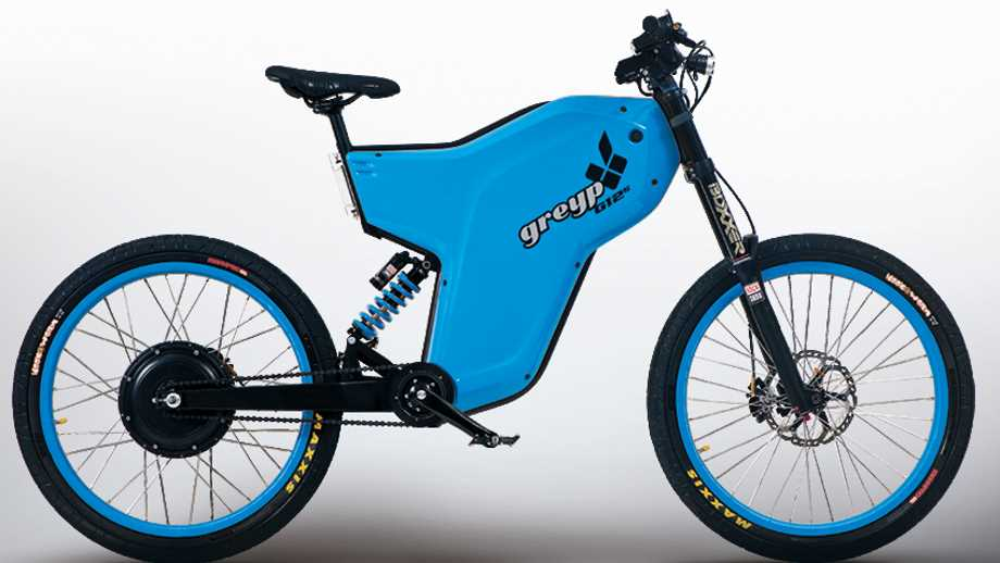 Greyp Electric Bikes