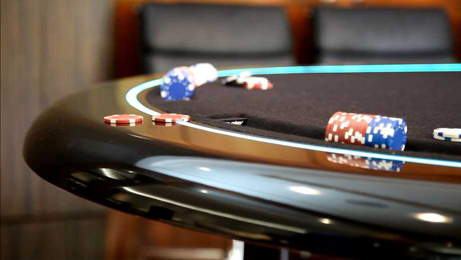furniture by Rowland Art Engineering featuring a poker table