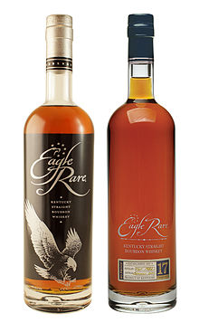 bourbons featuring Eagle Rare single barrel