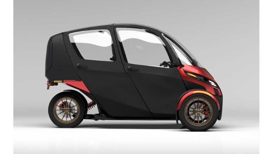 Arcimoto Electric Vehicles | ToysForBigBoys.com