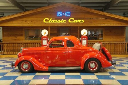 1935 Ford Coupe | 18804326