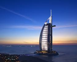 luxury hotels featuring a hotel in Dubai on the water