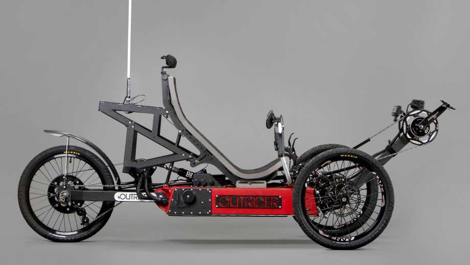 electric adventure vehicles by Outrider USA